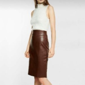 Minus The Leather Pencil Skirt
